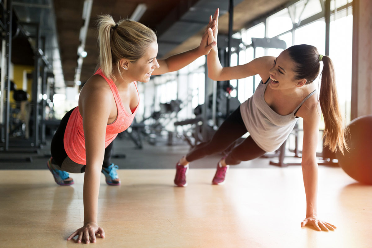 how much is a personal trainer at gym