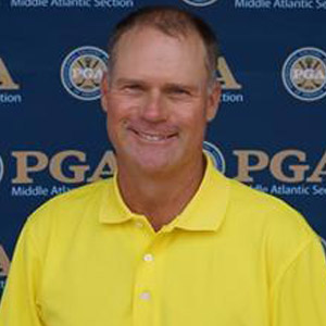 Mark Evenson Golf Teaching Professional