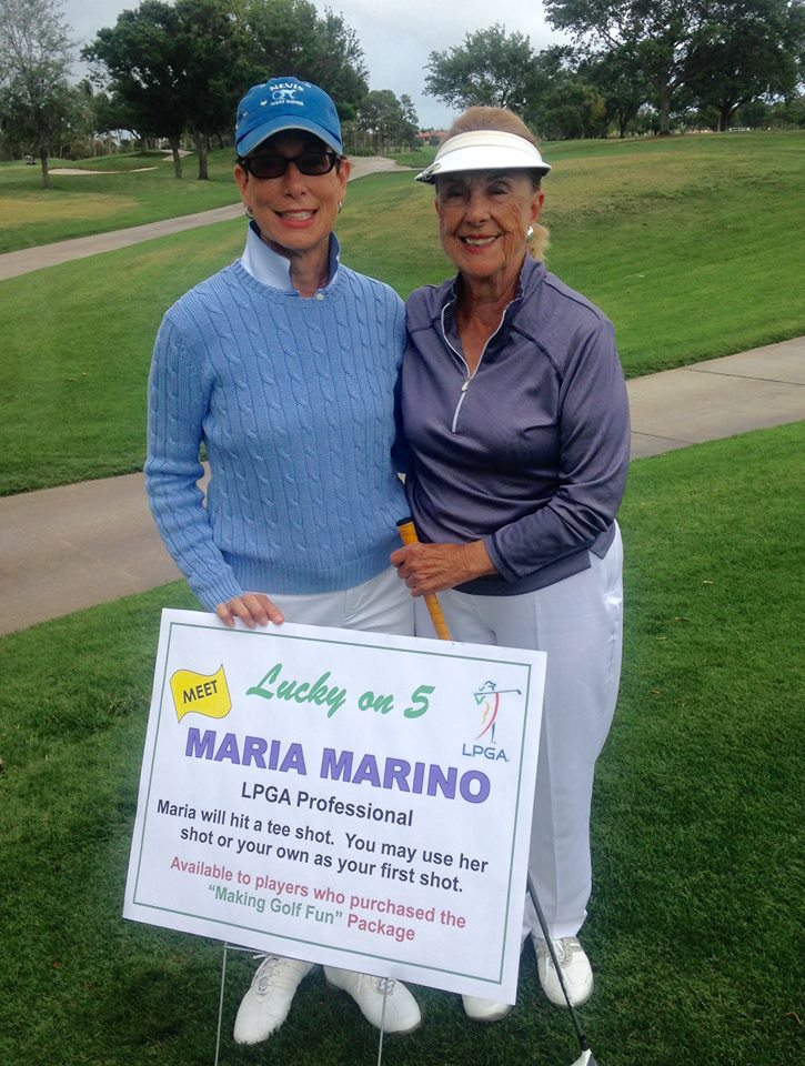Maria Marino LPGA Golf Teaching Professional