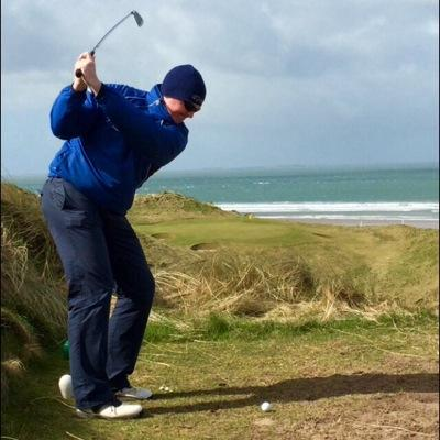 Colm Hanley Golf
