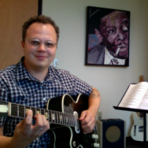 Graham Tichy Guitar Lessons