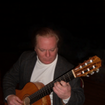 Harry Pellegrin Classical Guitar Lessons