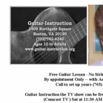 Anthony Granata Guitar Lessons