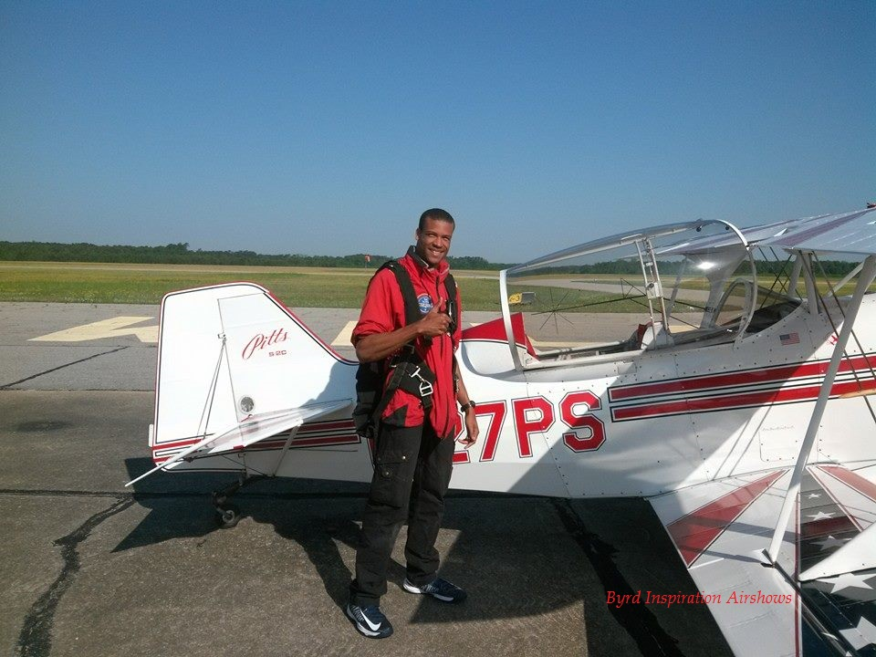 Byrd Inspiration Airshows & Guitar Lessons