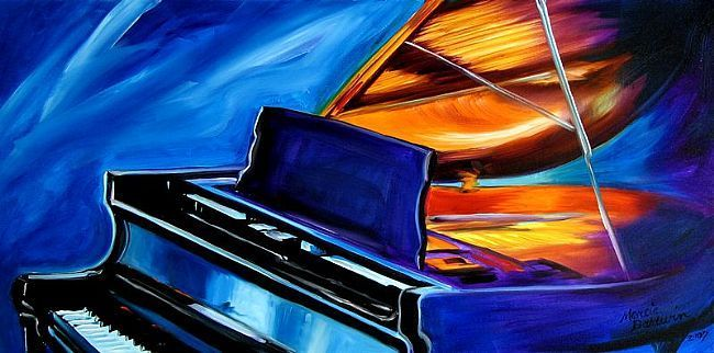 Piano artistry studio in kent wa for Oil painting lessons near me