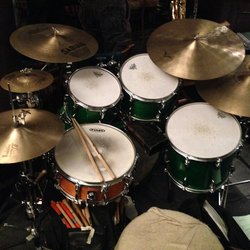 pat alden drum studio in new york ny. Black Bedroom Furniture Sets. Home Design Ideas