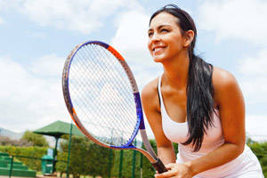 tennis lessons cost