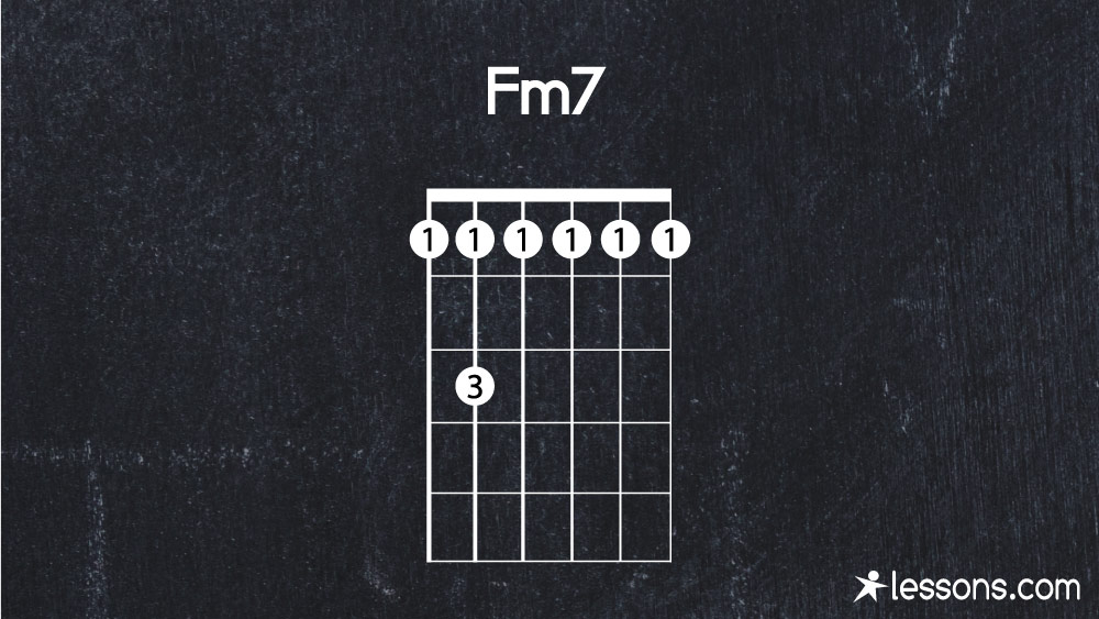 Fm7 Guitar Chord The 10 Best Ways To Play W Charts