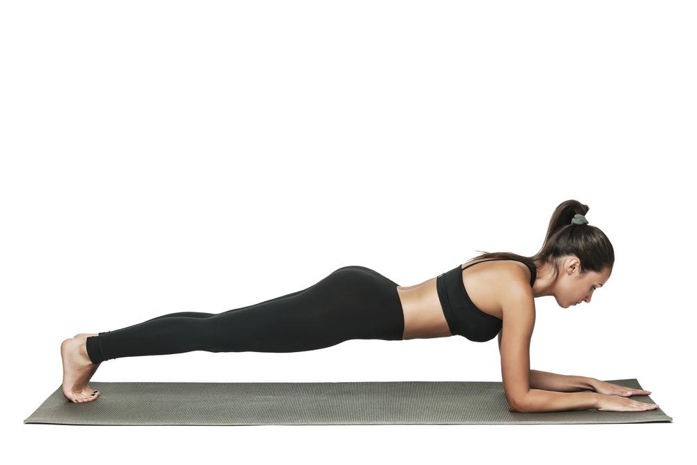 Dolphin Plank Pose Chulukyasansa How To Variations Partnering
