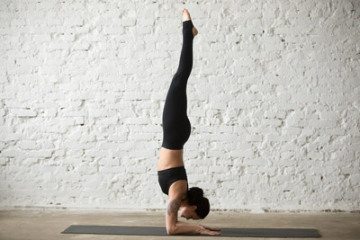 pyramid pose / parsvottanasana how to benefits