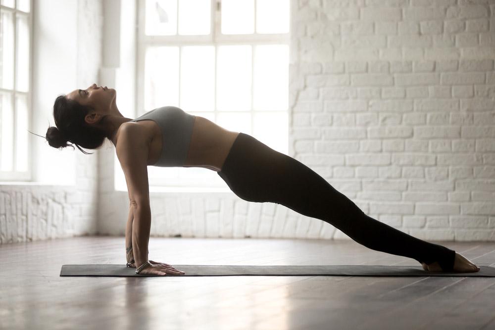Upward Plank Pose Purvottanasana How To Benefits Lessons Com