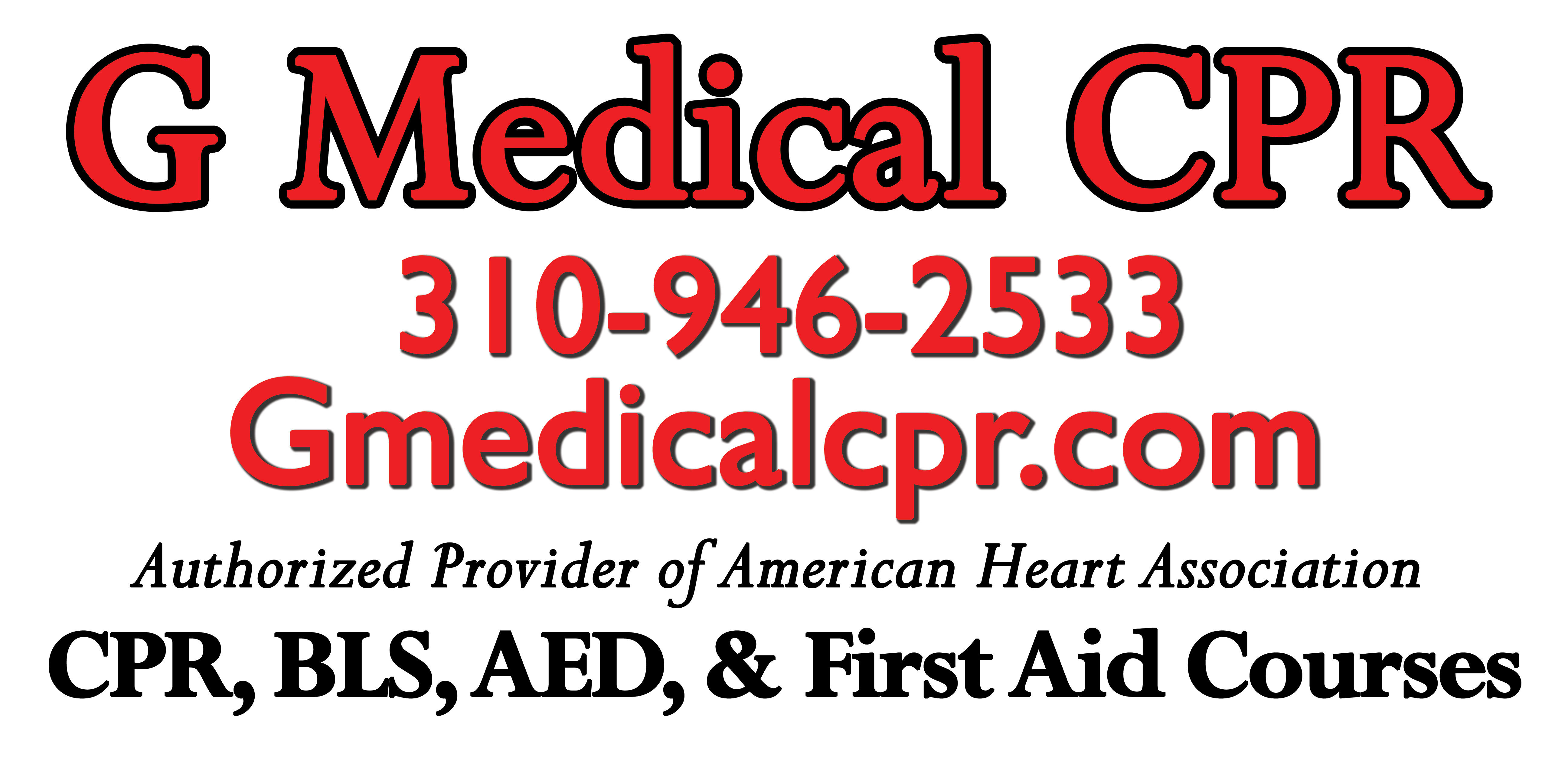 G Medical Cpr In Inglewood Ca Lessons