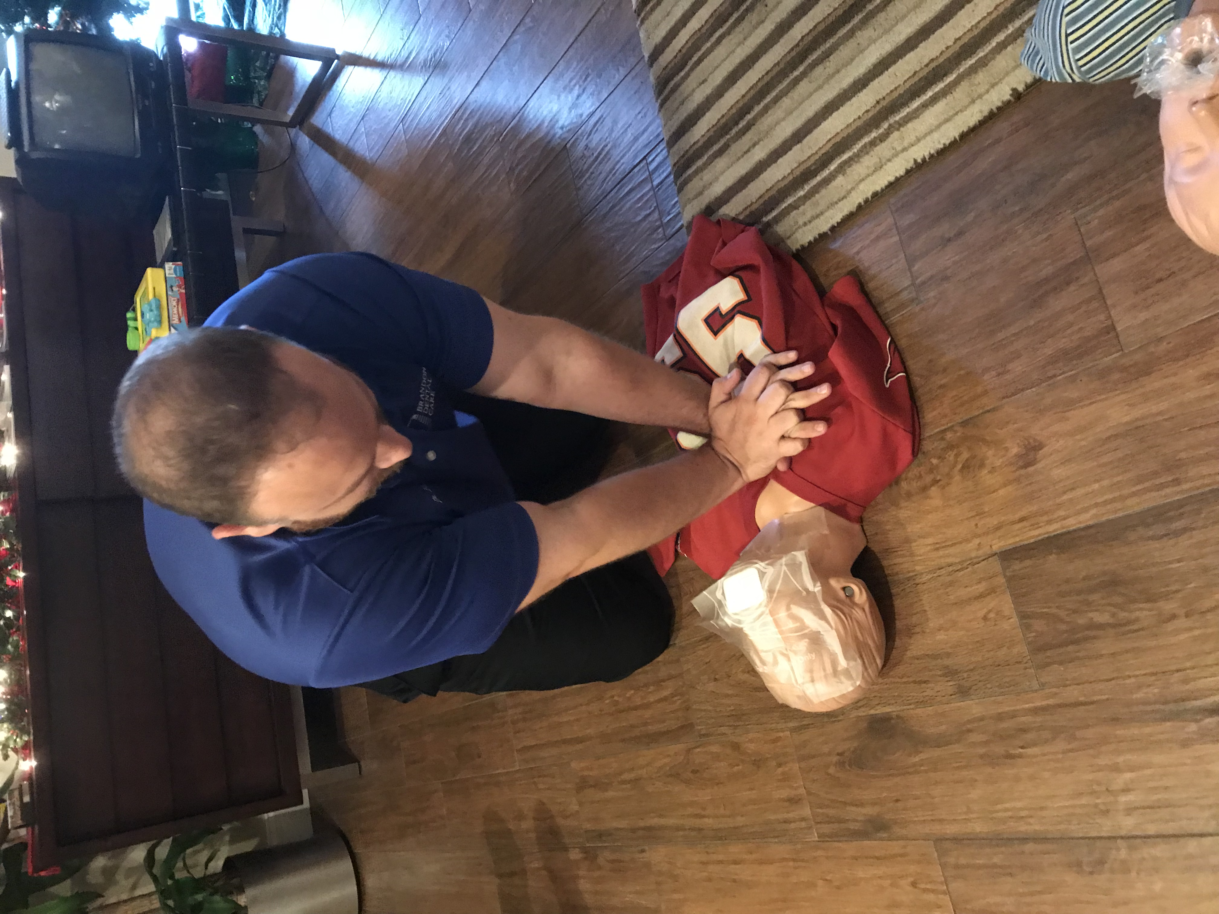 CPR & Safety Instructor in Tampa, FL // Lessons.com