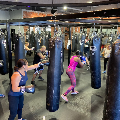 TITLE  Boxing Club Milford