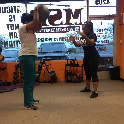 personal performance sports near trainers profile mitchell va