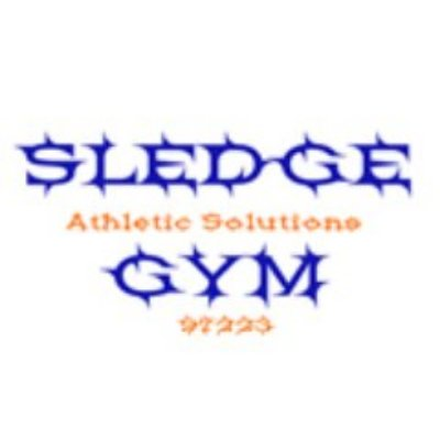 Sledge Athletic Solutions- Gym