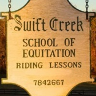 Swift Creek School-equitation