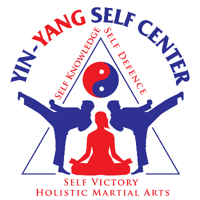 Yin-Yang Self Center: Where You Are The Main Focus