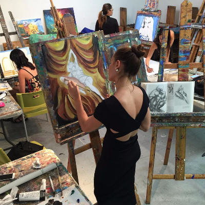 The 10 best oil painting clases near me 2018 for Craft classes near me