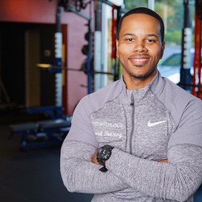 Charlotte Personal Trainers. GETFITWITHLOUIE Personal Training 1ba8e56fad70
