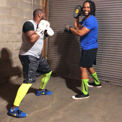 fitness personal strike lessons near trainers